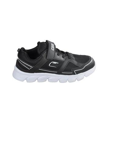 Cool 20-S03 Saks Çocuk Spor Ayakkabı Siyah